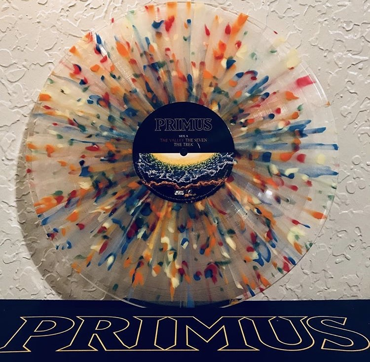 colored vinyls