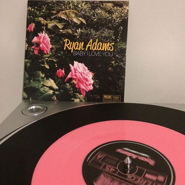 pink record